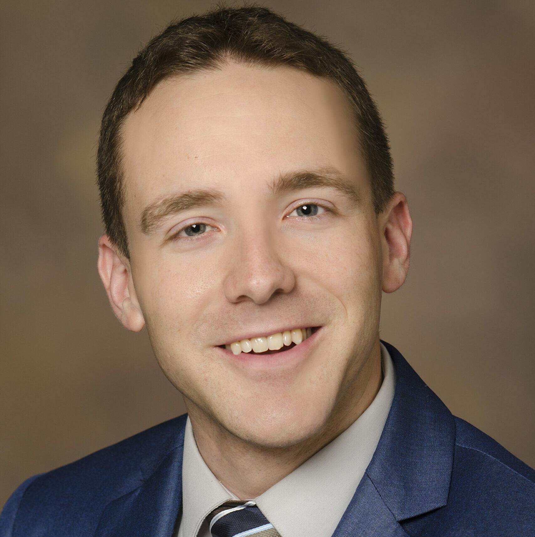 Garrett Vanhoy Ph.D.